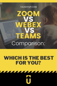 Zoom vs WebEx vs Teams Comparison Which is best for you