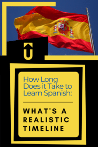 How Long Does it Take to Learn Spanish